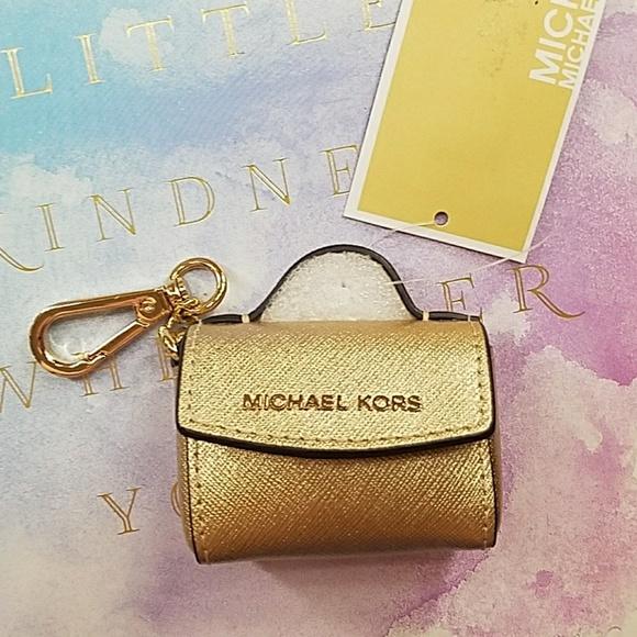 Michael Kors Bags   Purse Keychain   Poshmark 88307f8b6d